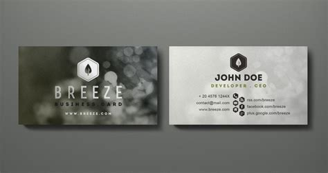 psd corporate business card vol  business cards