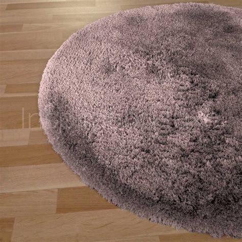 tapis rond sur mesure tapis rond sur mesure taupe 224 longues m 232 ches moelleux