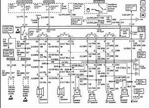 1999 Suburban Fuse Diagram