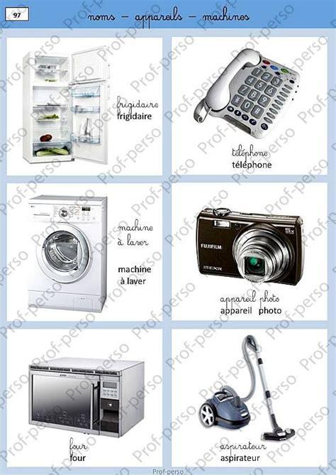 90 Best La Maison Et Les Meubles Le Vocabulaire Images On