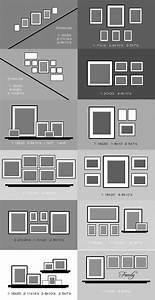 3 Bilder Nebeneinander Aufhängen : die besten 25 bilderwand ideen auf pinterest bilder ~ Lizthompson.info Haus und Dekorationen