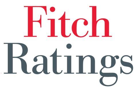 Resultado de imágenes de logo de  Fitch Ratings