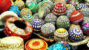 Indian Art and Crafts - YouTube