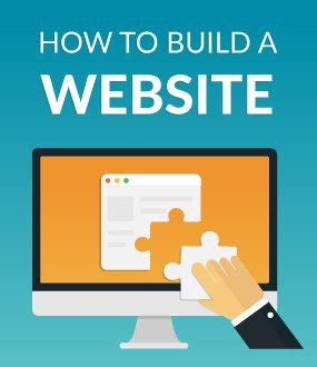 Creating Websites by How To Build A Website The Step By Step Guide To Easy