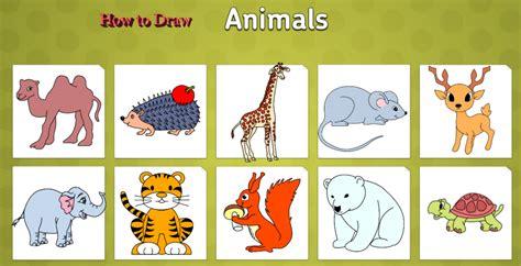 draw animals  phone  apk  android
