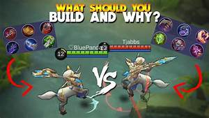 EpicAmazingMage Hylos VS Fighter Hylos Mobile Legends