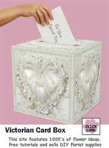 wedding gift box ideas gift card box