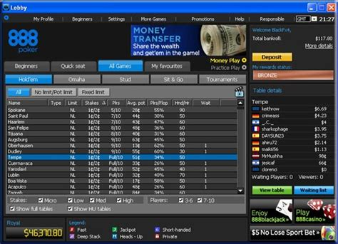 888poker Room Review  View On Poker