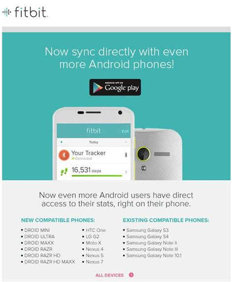 how to sync fitbit with android phone 46 best images about fitbit reviews articles on