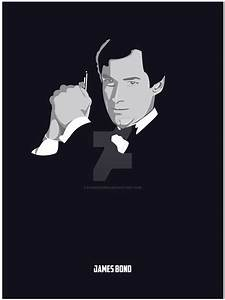 James Bond - Timothy Dalton by EvanDeCiren on DeviantArt
