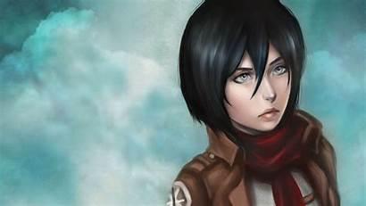 Mikasa Anime Ackerman Wallpapers 1080p Laptop Resolution