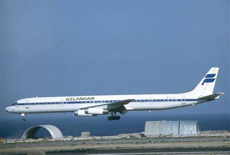 Aerospaceweb.org   Aircraft Museum - Douglas DC-8