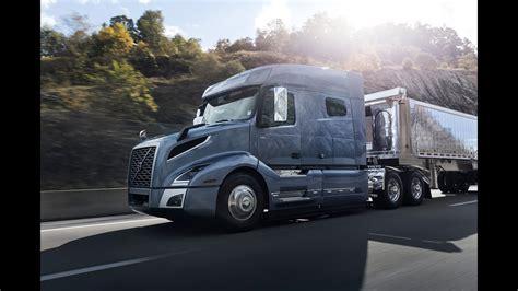 volvo trucks   volvo vnl exterior walkaround