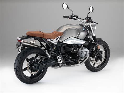 nouveaute moto  bmw  ninet scrambler en images