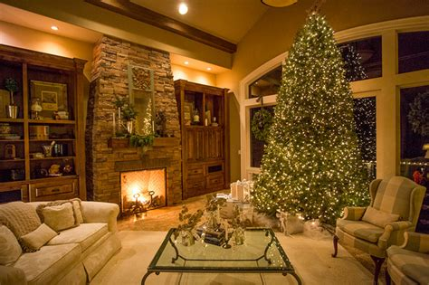 best holiday decorating ideas houzz decorating traditional living room portland by lord design