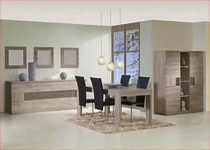 Salon Complet Ikea : salle a manger blanche conforama ~ Dallasstarsshop.com Idées de Décoration