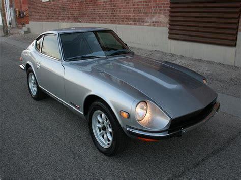 Datsun Models By Year by 1974 Datsun 260z Rust Free Az Car 1 Year Only Model For
