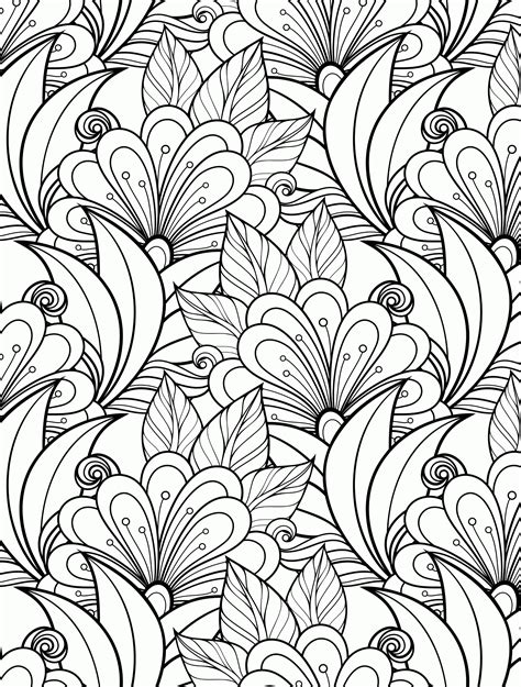 Coloring Books For Adults by Free Printable Coloring Pages For Adults