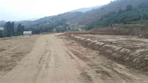 environment cpec protest trees plan widening clearing led road