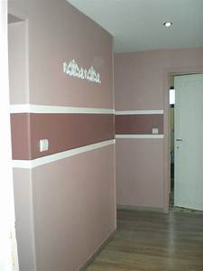 peinture pour couloir inspirations avec couleur peinture With couleur de peinture pour une entree 3 peindre son couloir en couleur lastuce deco parfaite