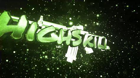 Intro nova HighSkill - YouTube