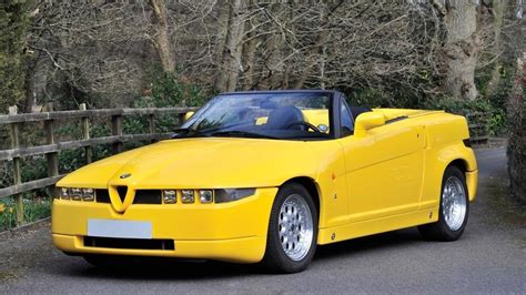 Alfa Romeo Rz by Alfa Romeo Models Prices Reviews News Specifications