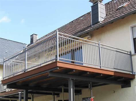 Terrassen Aus Stahl by Terassen Schlosserei Rodenbach De