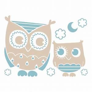 Sticker Chambre Bebe : stickers chambre b b bleu famille et b b ~ Melissatoandfro.com Idées de Décoration