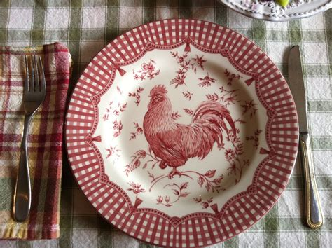 kitchen canister sets stainless steel rooster plates on rooster kitchen decor