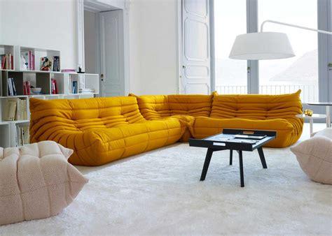 Ligne Roset Togo Modular Corner Sofa Complete | HEAL'S