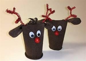 Weihnachtsdeko Zum Selber Basteln : weihnachtsdeko basteln rentier selber machen aus klopapierrollen und socken ~ Whattoseeinmadrid.com Haus und Dekorationen