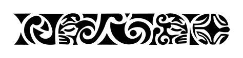 pochoir tatouage temporaire bracelet maori bra unik