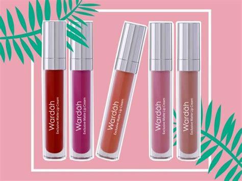 Harga Shading Merk Wardah 35 merk lipstik lokal terbaik yang boleh kamu coba