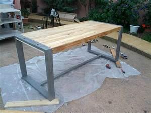 Fabrication Avec Palette : fabrication meuble avec palette bois galerie et fabriquer meuble avec palette photo ~ Preciouscoupons.com Idées de Décoration