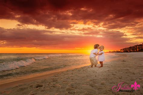 featherstone family sunset beach photographer