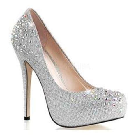 womens silver heels fs heel