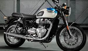 2017 Triumph Bonneville T100 Launched at Rs 7.78 lakh ...