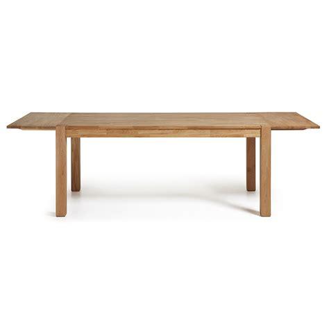 tavoli rovere naturale tavolo indra 120 rovere naturale la forma cc0006m40