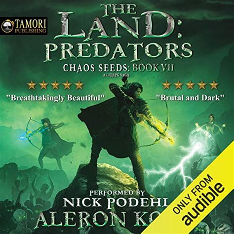 Tricked into a world of banished gods, demons, goblins, sprites and magic, richter currently there are 8 books in the series. The Land: Predators: A LitRPG Saga: Chaos Seeds, Book 7 ...