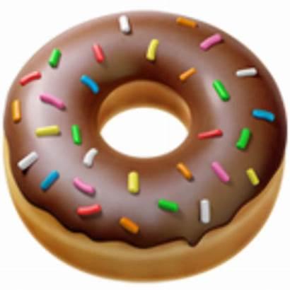 Emoji Donut Clipart Transparent Iphone Sticker Yoongi