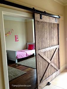 sliding barn doors sliding barn door installation With barn door installation video