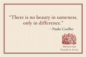 The Blah Blah Notebook: On Paulo Coelho's Manuscript Found ...