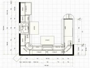 U Shaped Floor Plan by U Shaped Kitchen Floor Plans