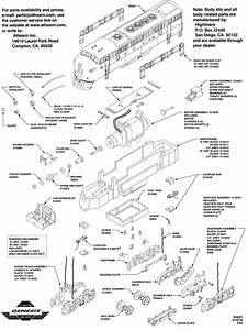 Athearn Genesis Sd70 Ace Wiring Diagram