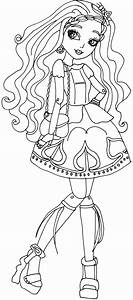 Free Printable Ever After High Coloring Pages  Cedar Wood