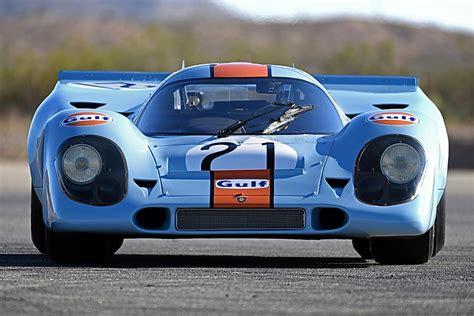 Watch A Le Mans Winning Porsche 917k Run Flat Out In