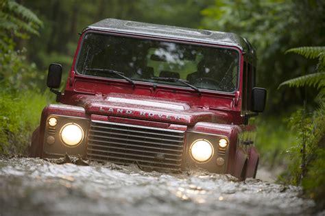 2018 Land Rover Defender Photo Gallery Autoblog