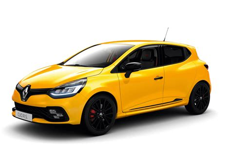 renault clio black renault adds black edition styling tweaks to clio rs