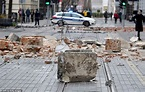 Pictures: Croatian capital Zagreb hit by largest ...