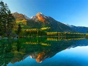 Lake, Mountain, Resort, In, Victoria, About, 120km, From, Melbourne, Australia, Mountain, With, Pine, Forest